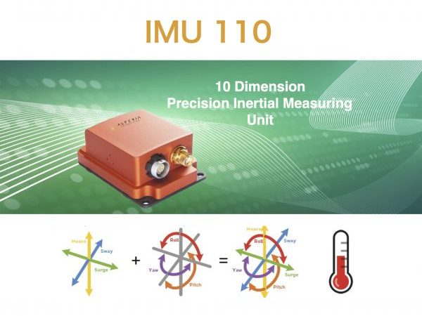 Inertial Measuring Unit Predictive maintenance